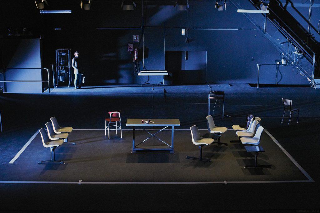 Fotografía de LA ISLA «Si no existiera el teatro, habría que reinventarlo»