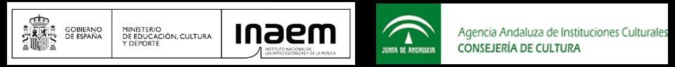 Logotipo INAEM y Junta de Andalucía